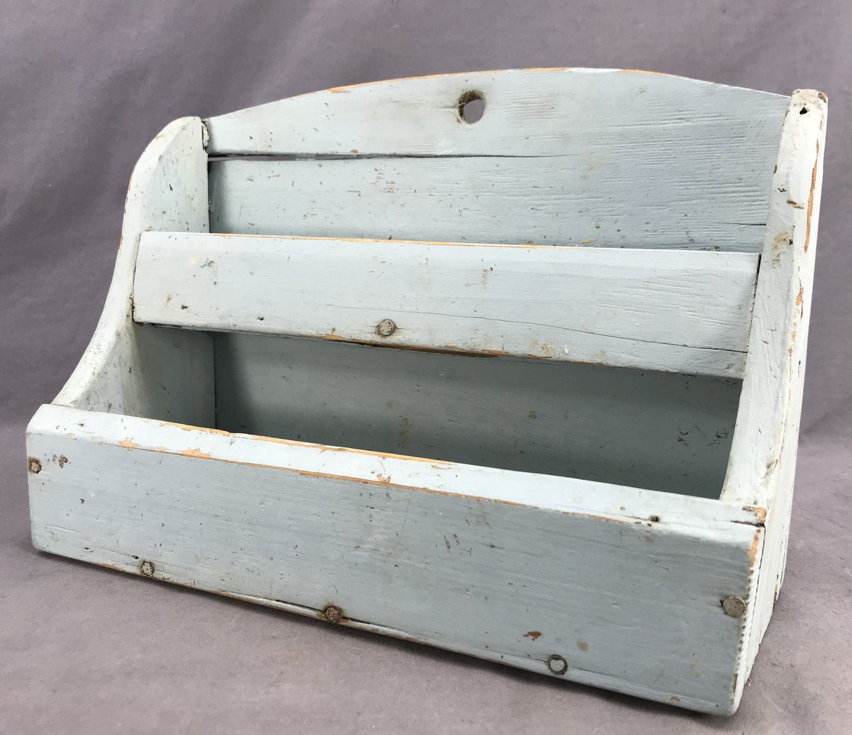 Two-Tier N.S. Wall Box
