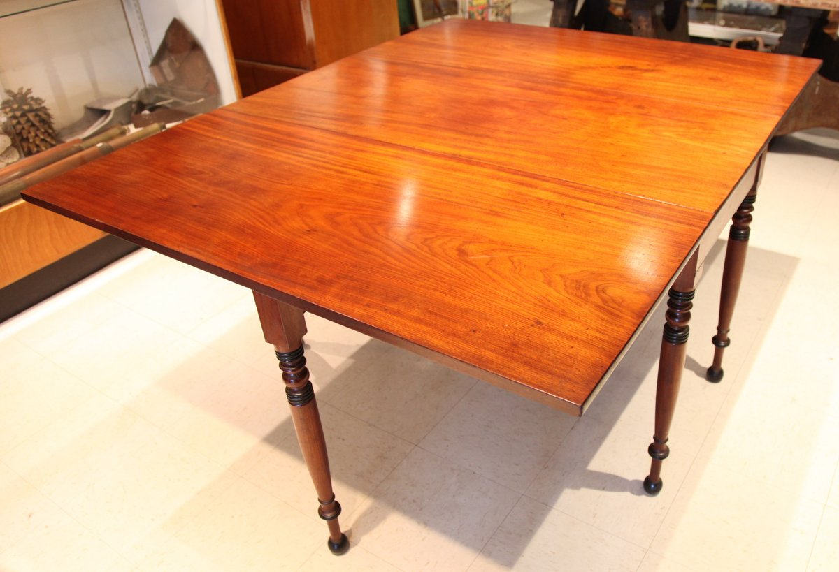 Mahogany Dropleaf Table, Possibly Halifax