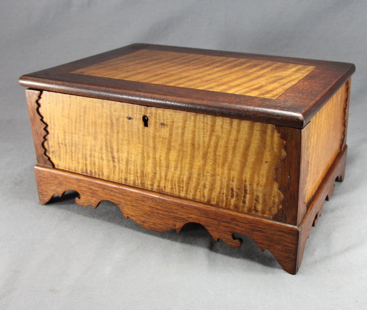 Tiger Maple Box
