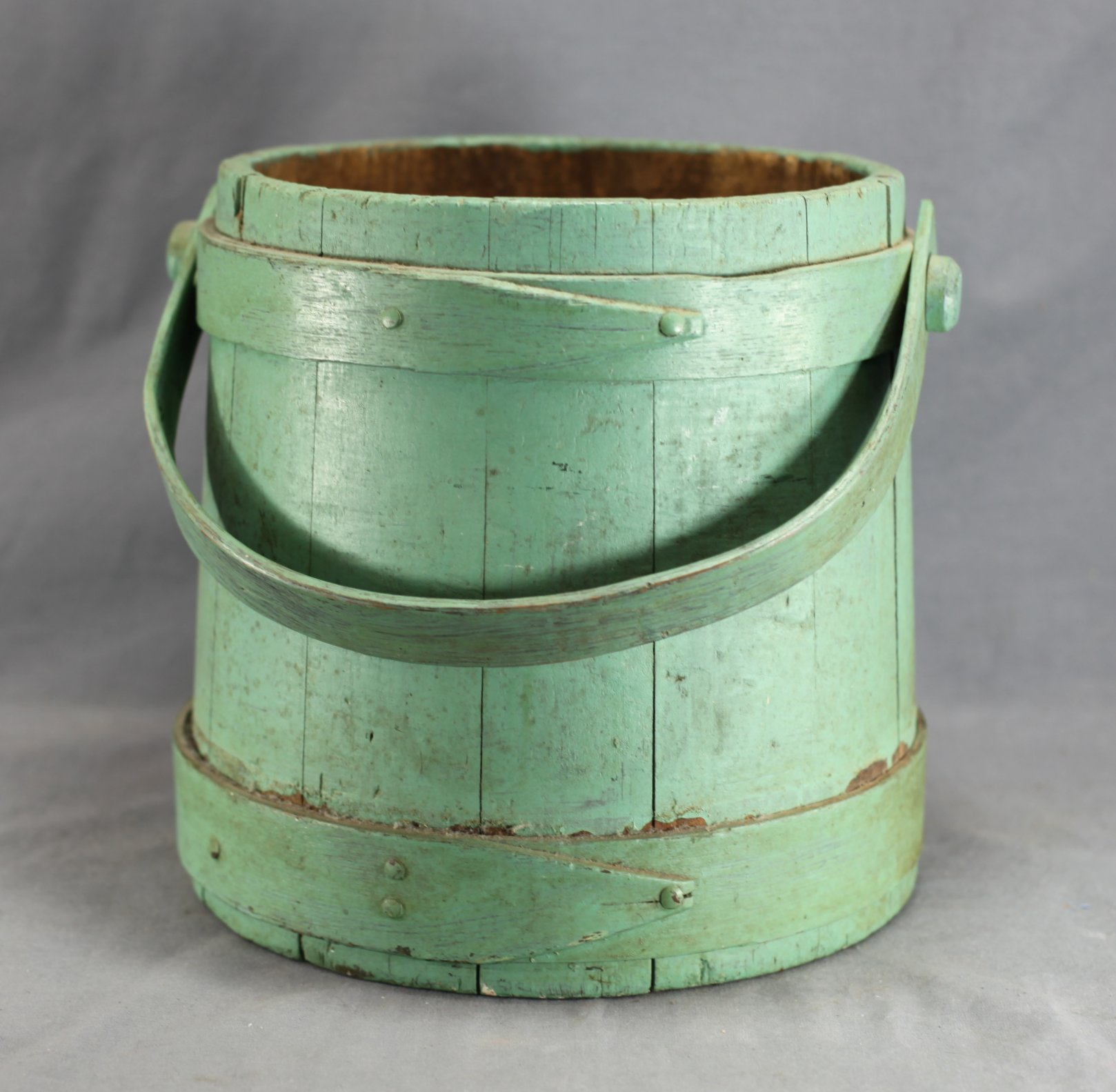 Mint Green Bucket/Firkin