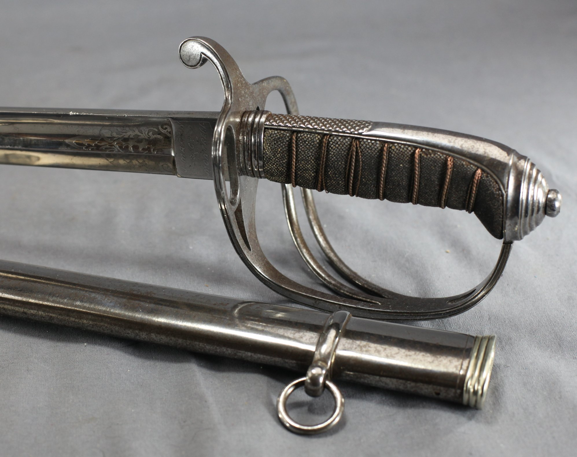 British 1821 Pattern Sword for Canada