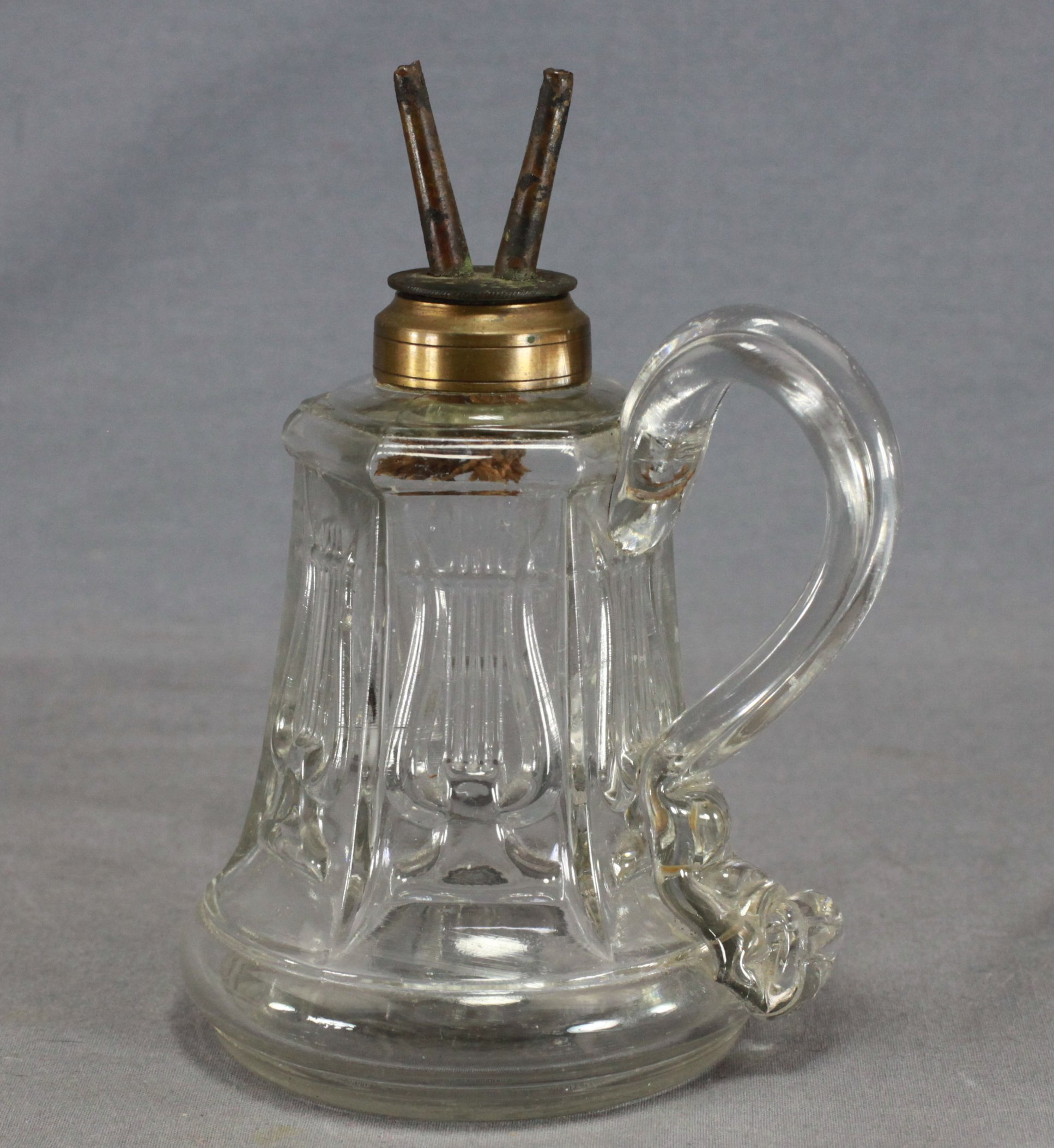 Whale Oil Finger Lamp