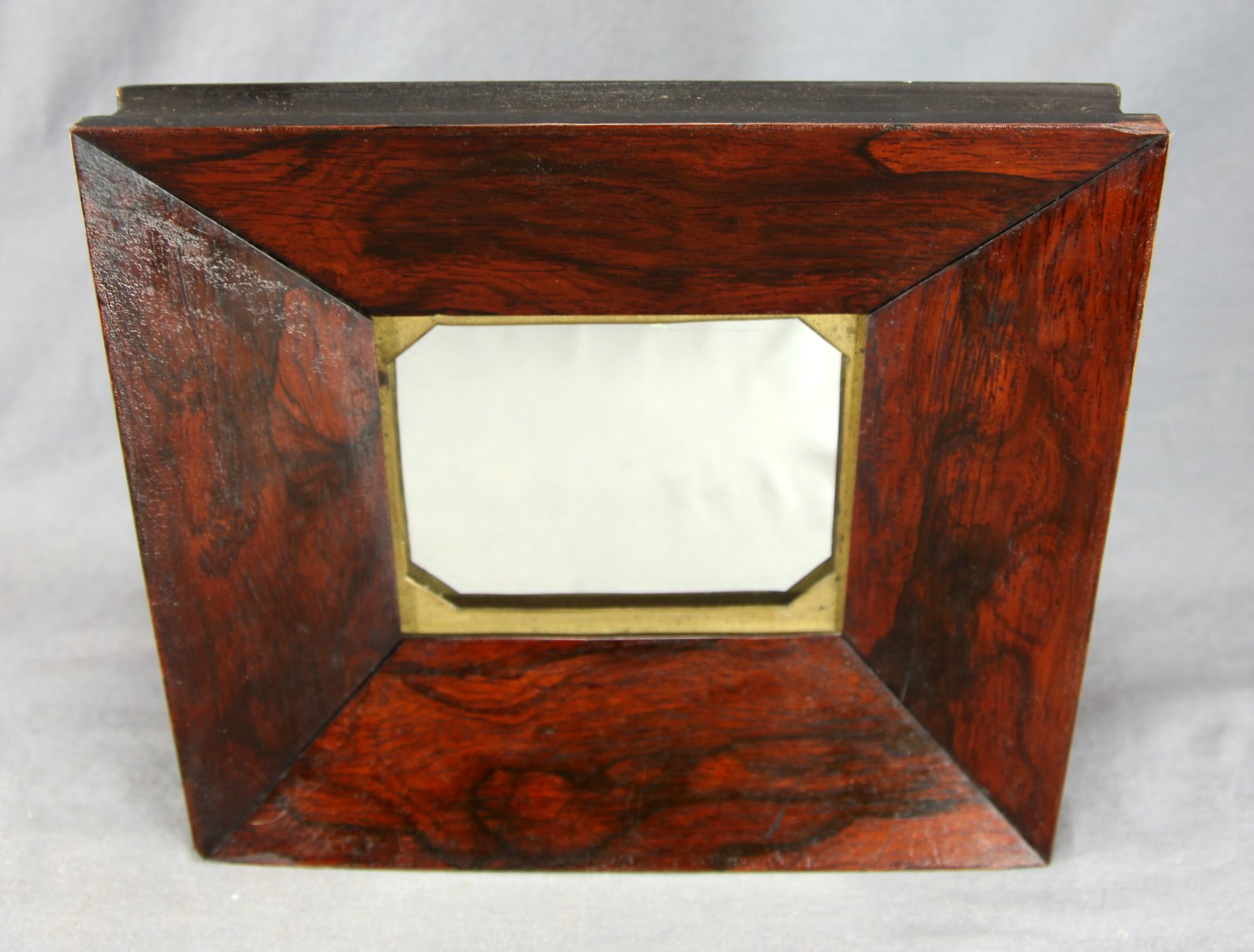 Rosewood Shadow Frame