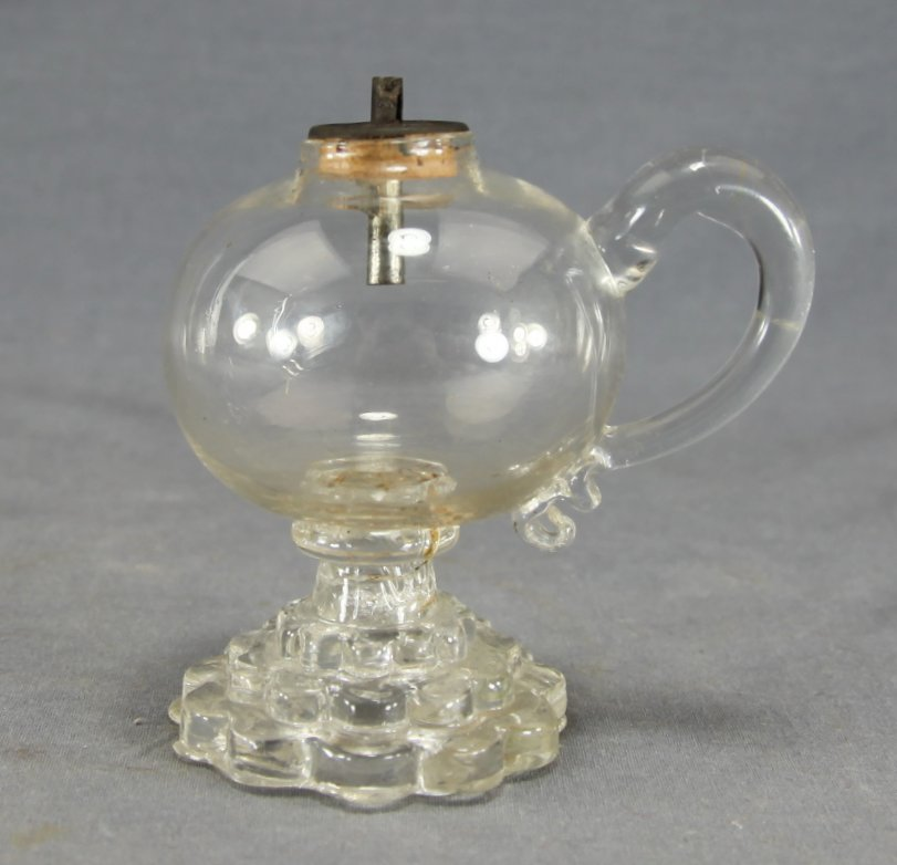 Mini Whale Oil Finger Lamp