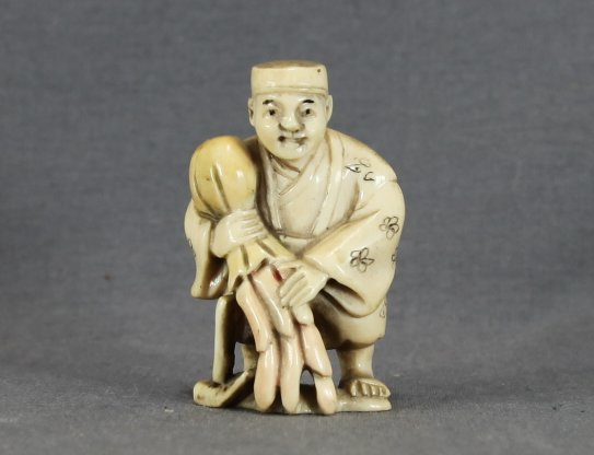 Japanese Carved Netsuke