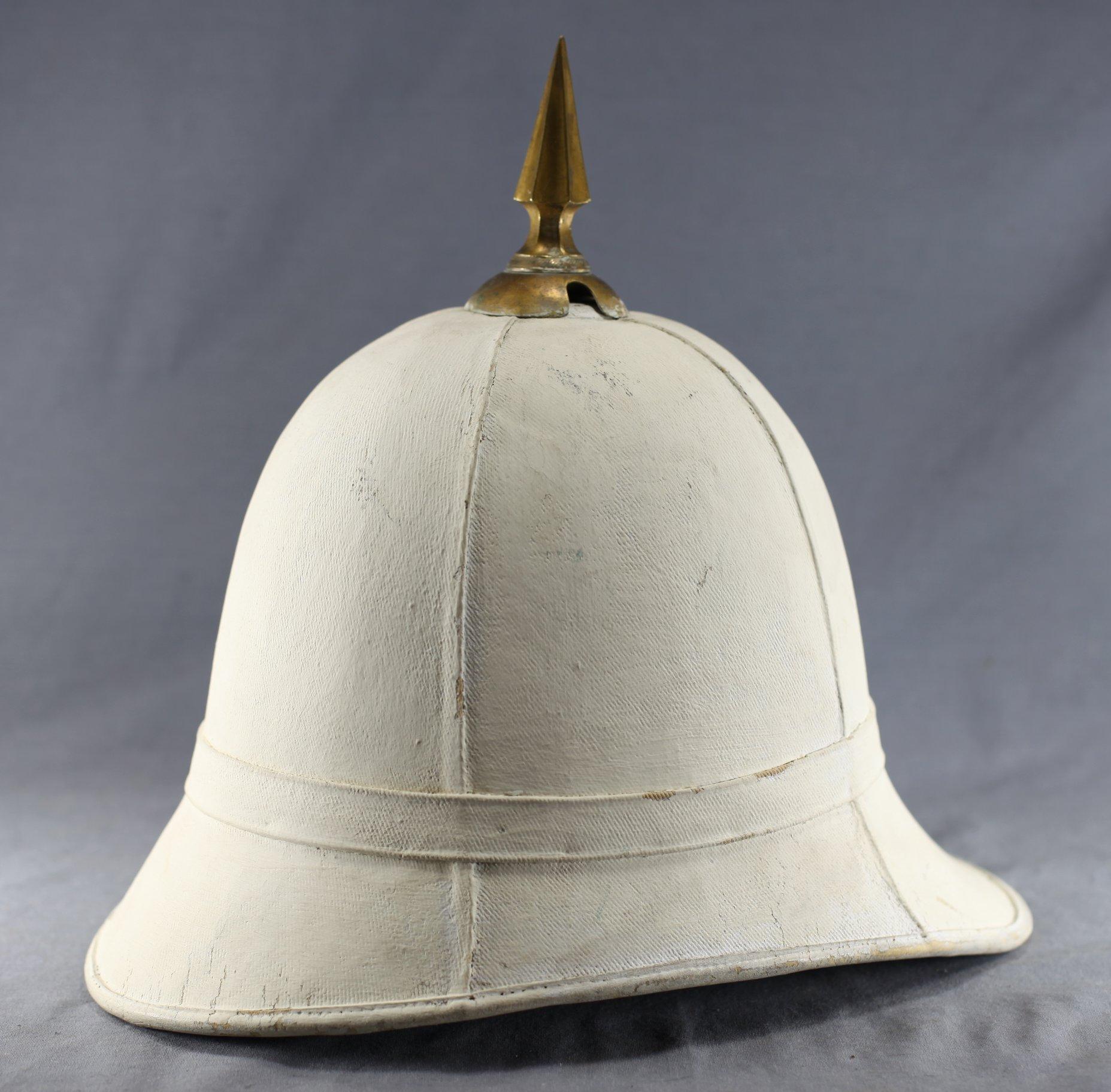 Militia Period Pith Helmet