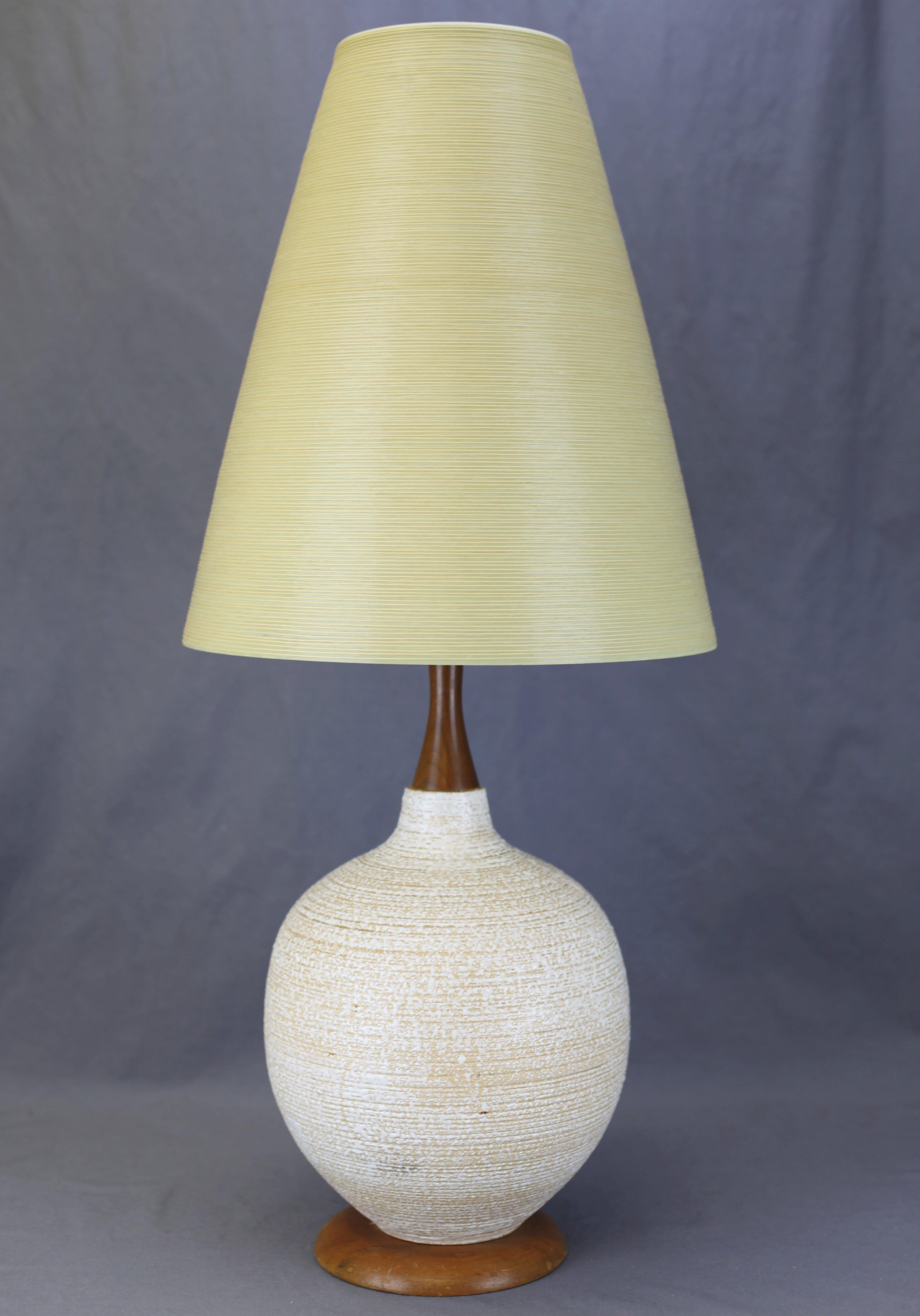 Lamp w/Lotte-Bostlund Shade