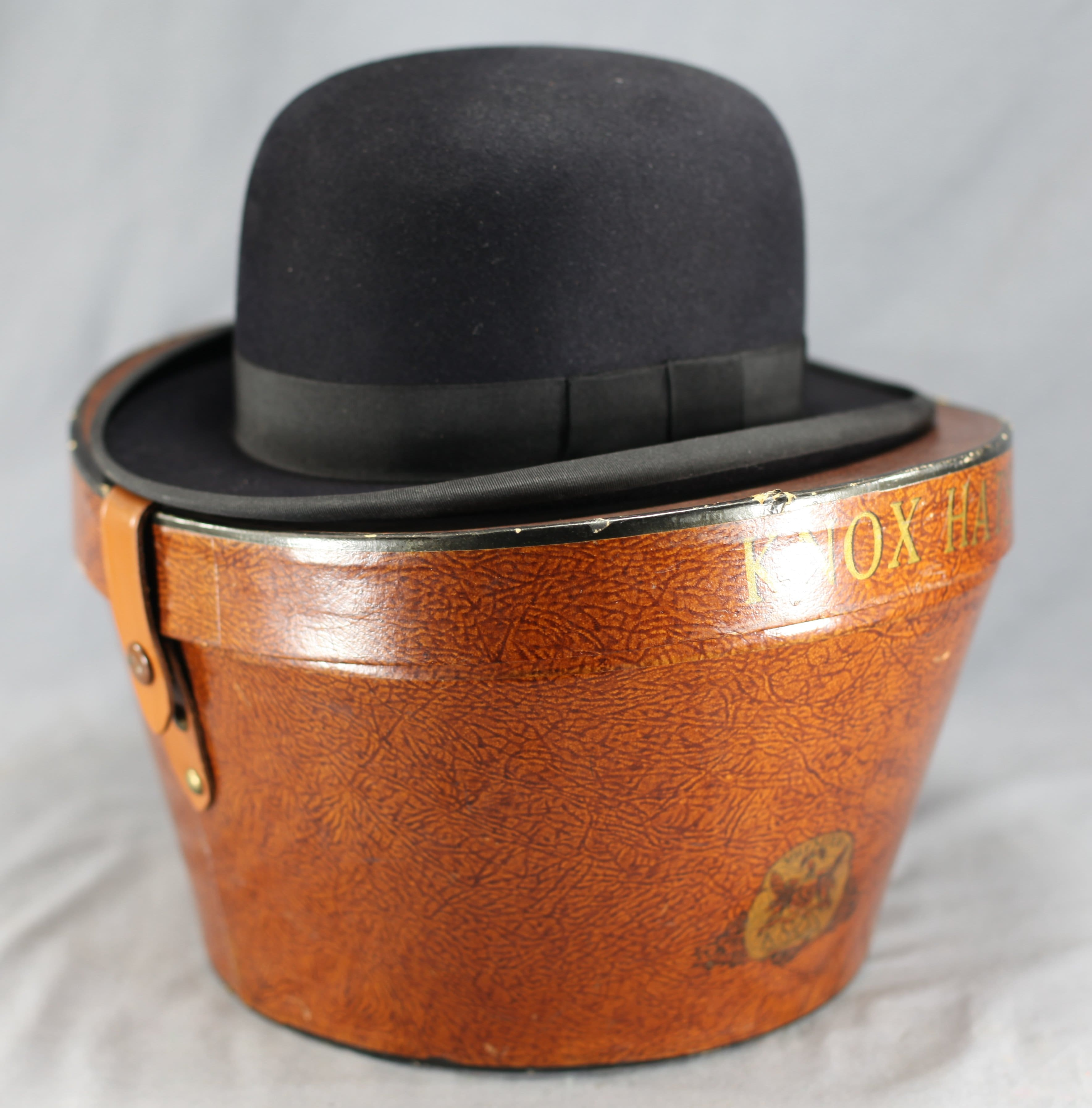 Bowler Hat & Box