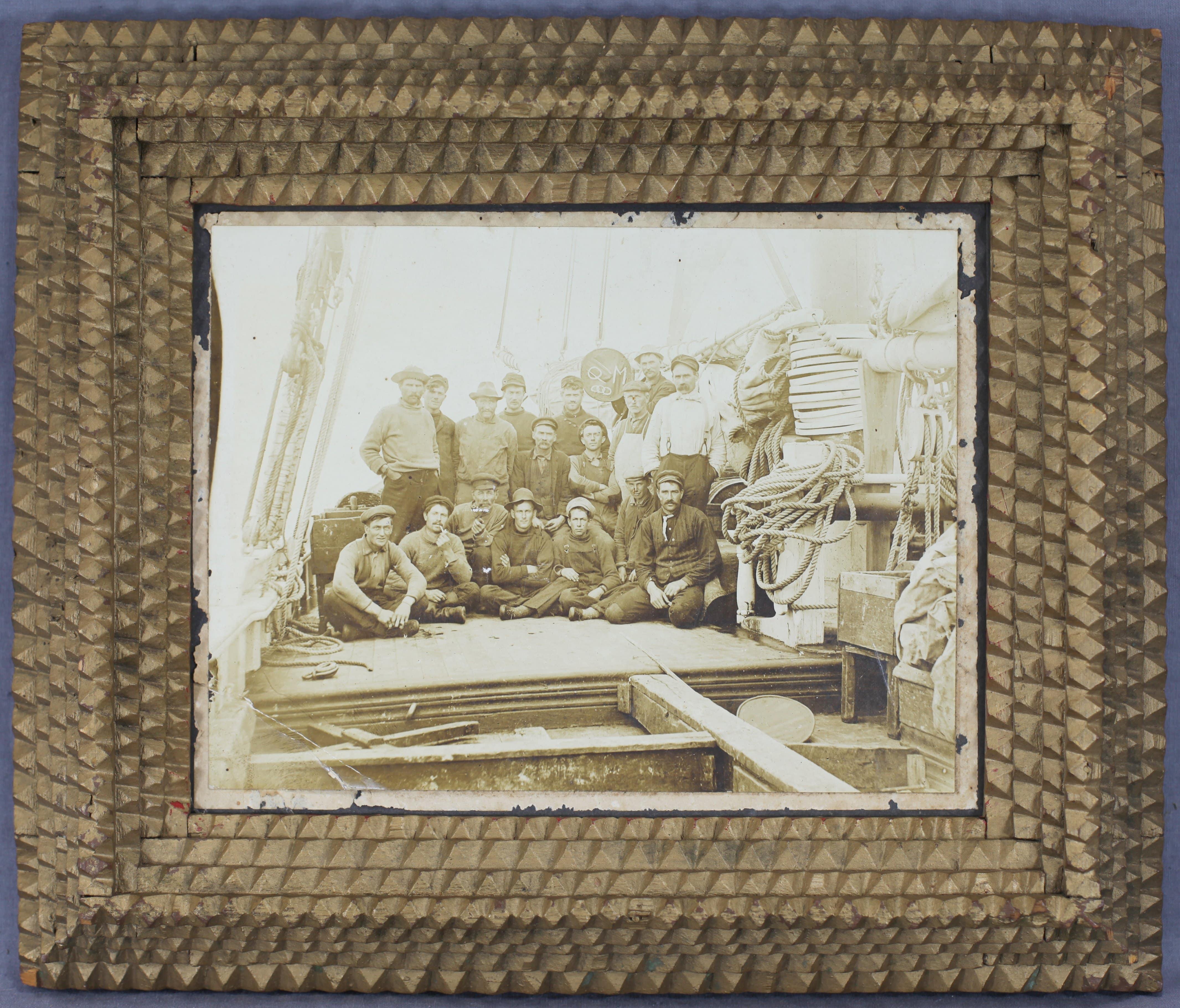 Ship's Crew Photo