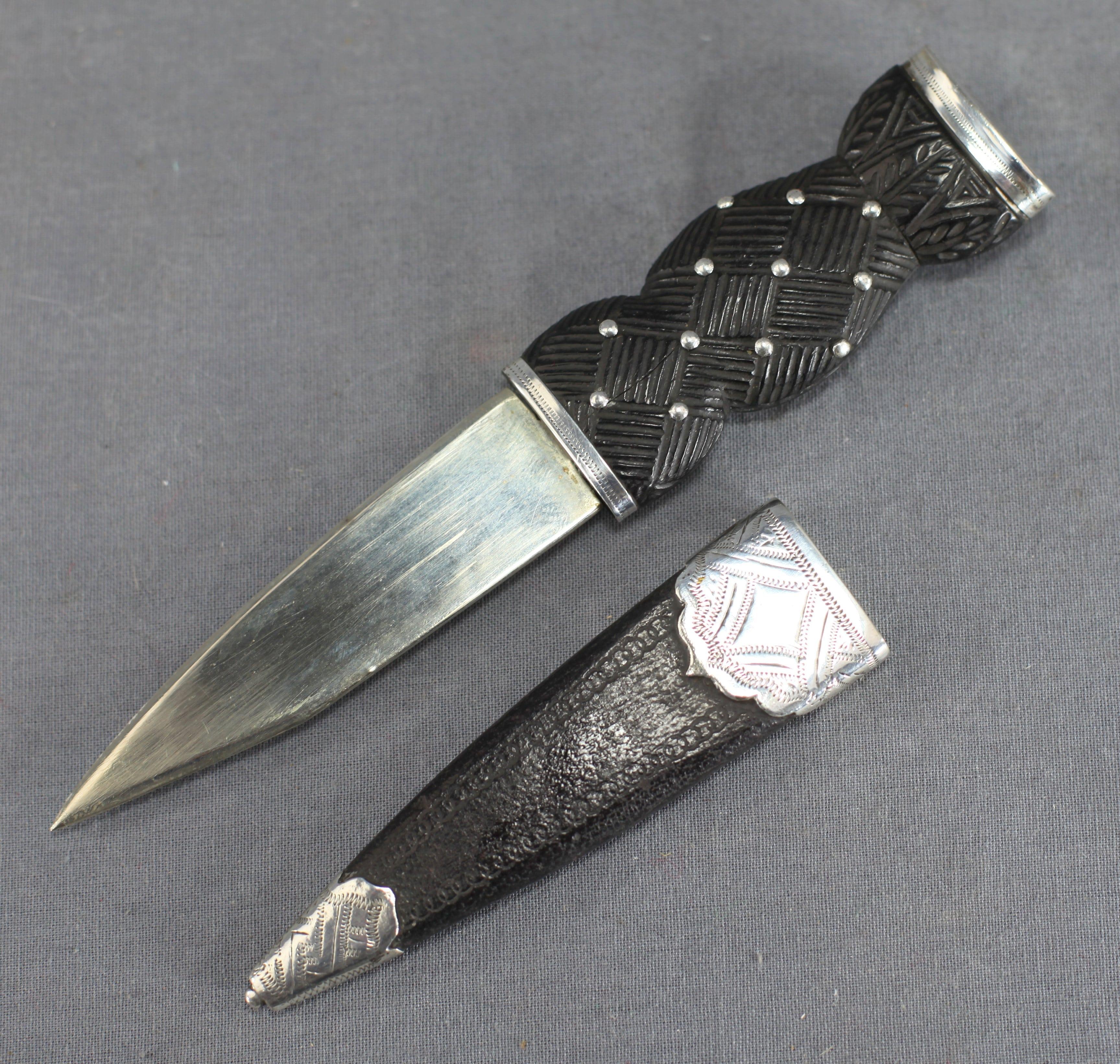 Black Watch Sgian Dubh
