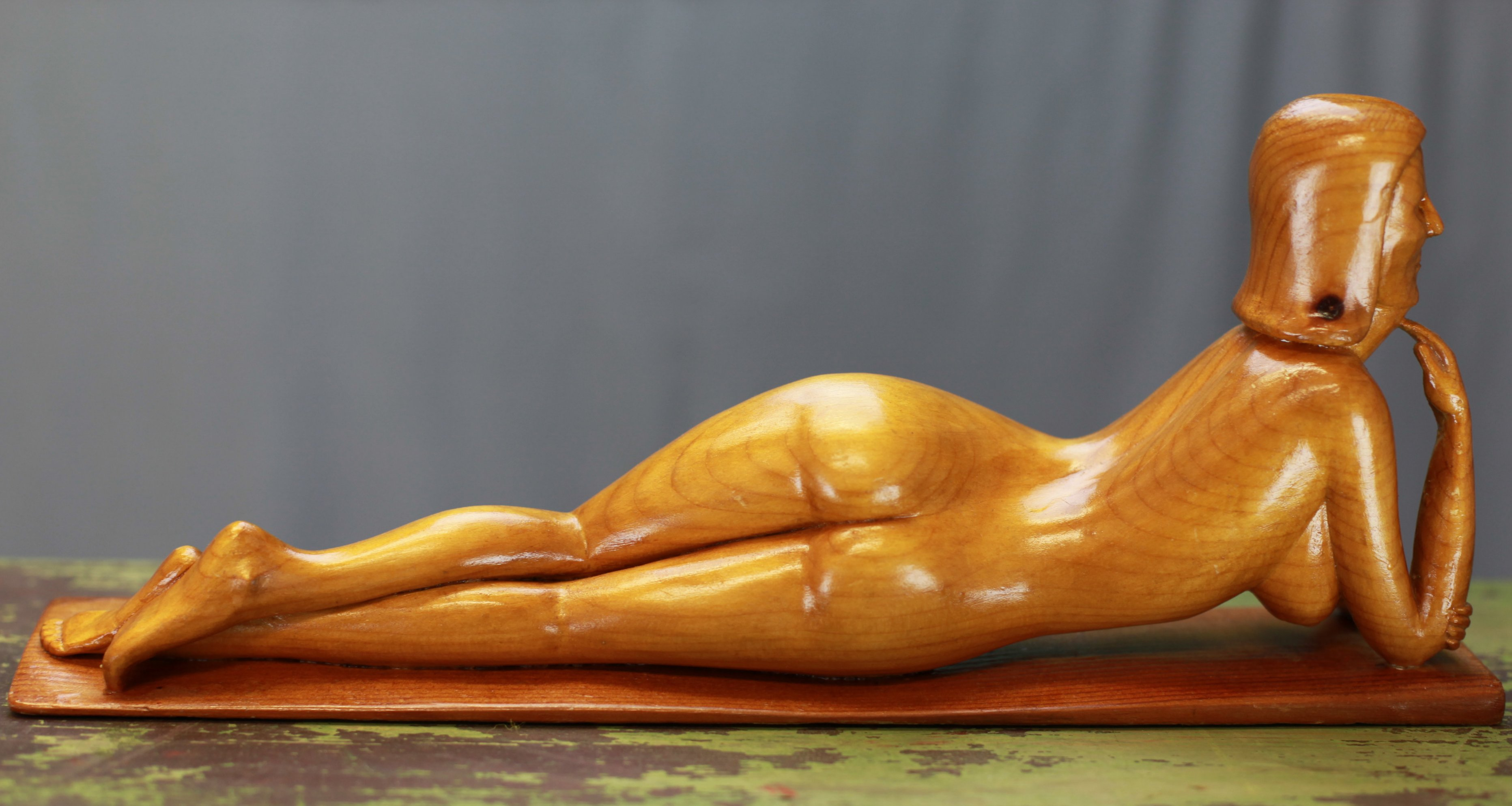 Nude Woman by Clifford Roach