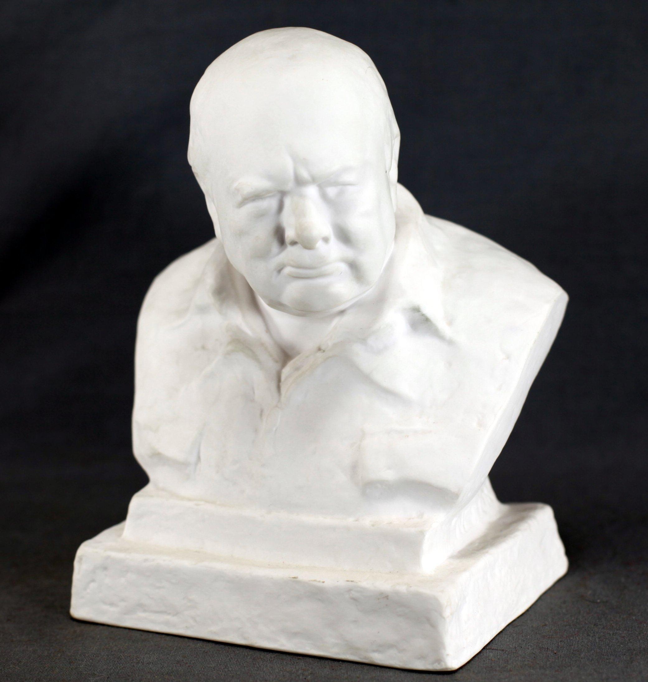 Churchill Bust by Spode