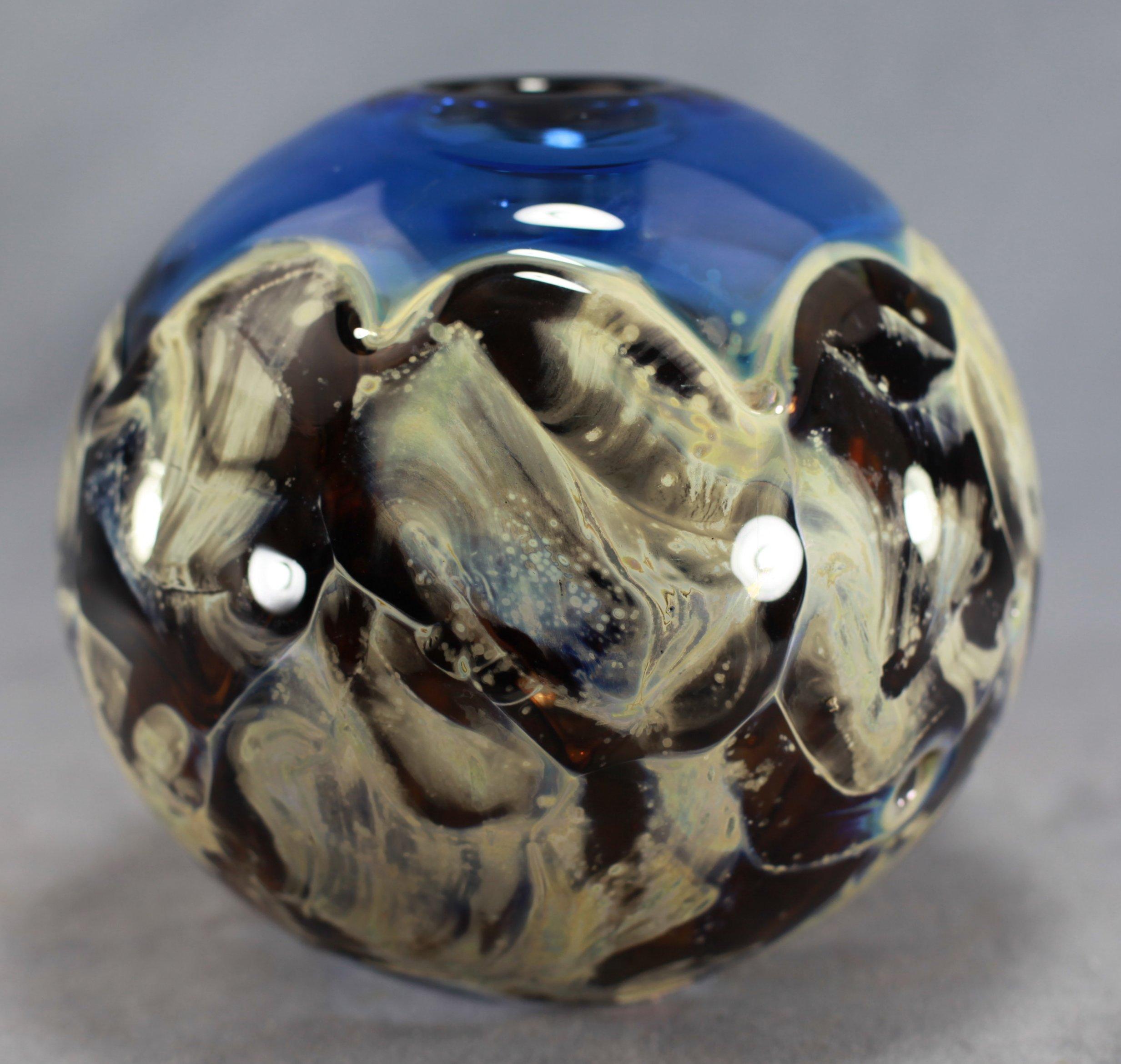Pavel Hlava Ball Vase