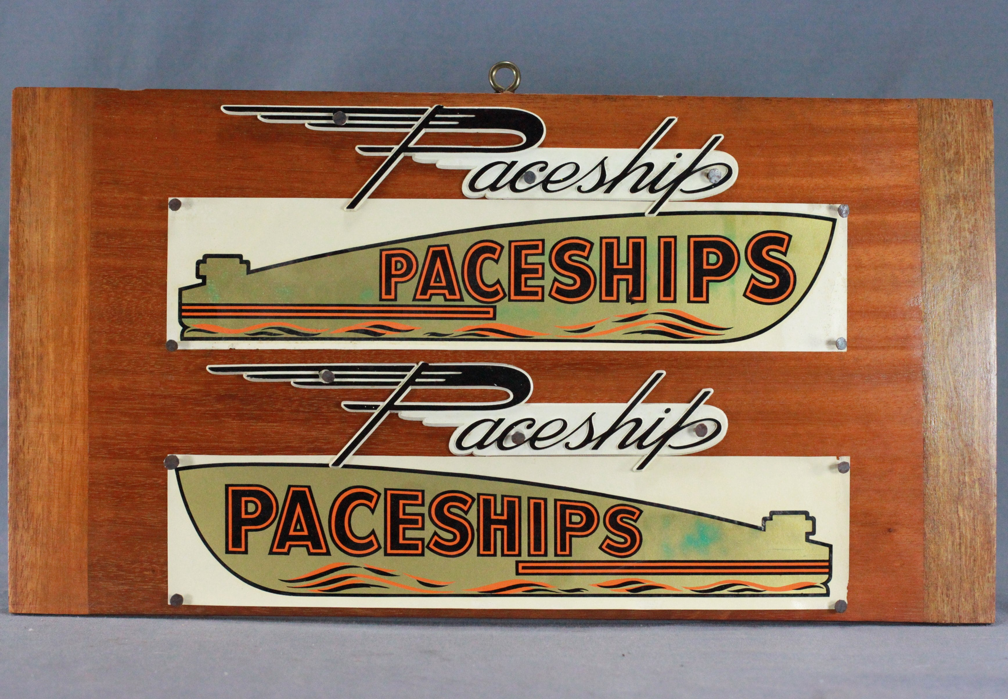 Paceships Boat Decals