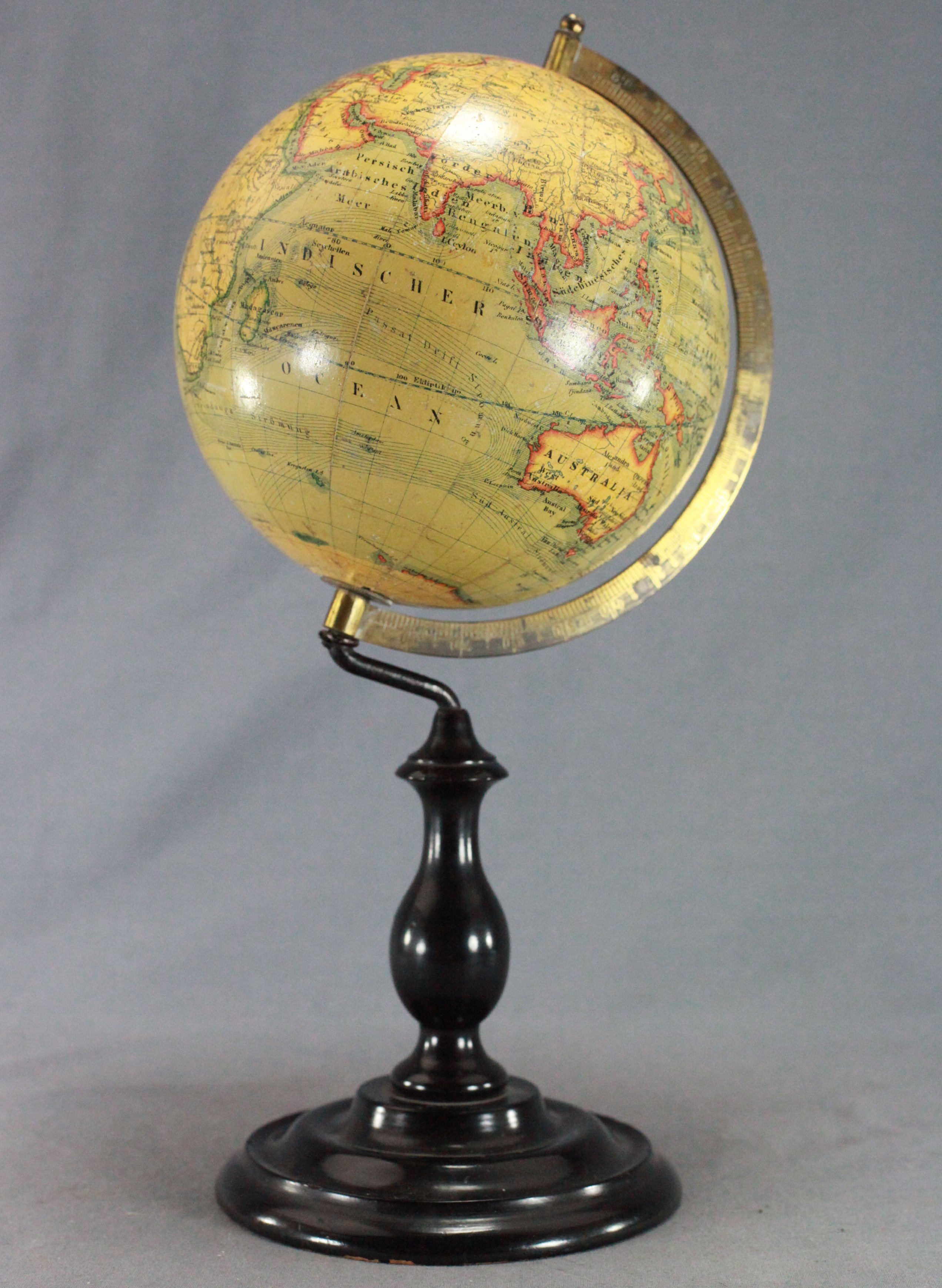 German Desk Globe