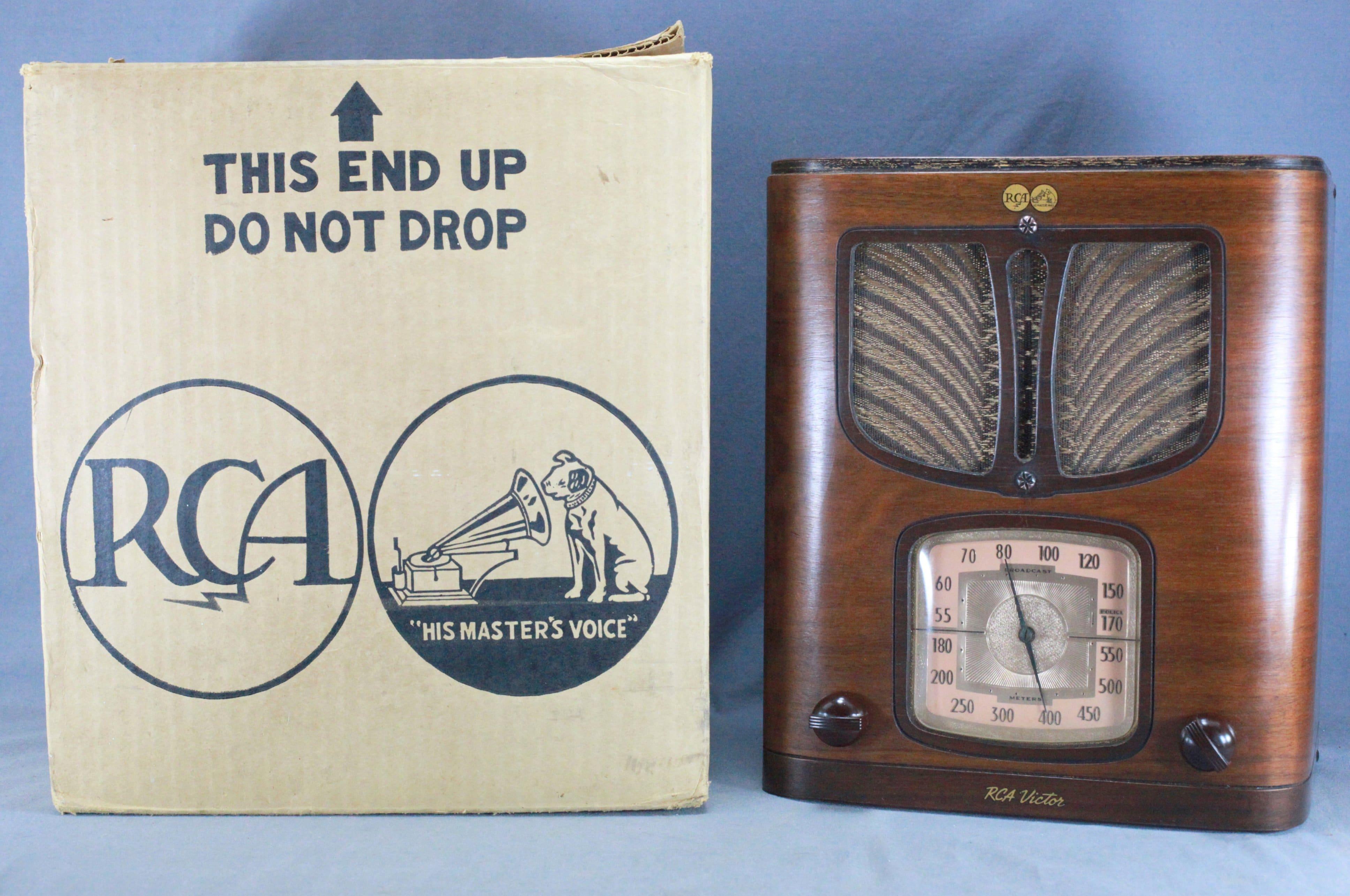 RCA Tabletop Radio