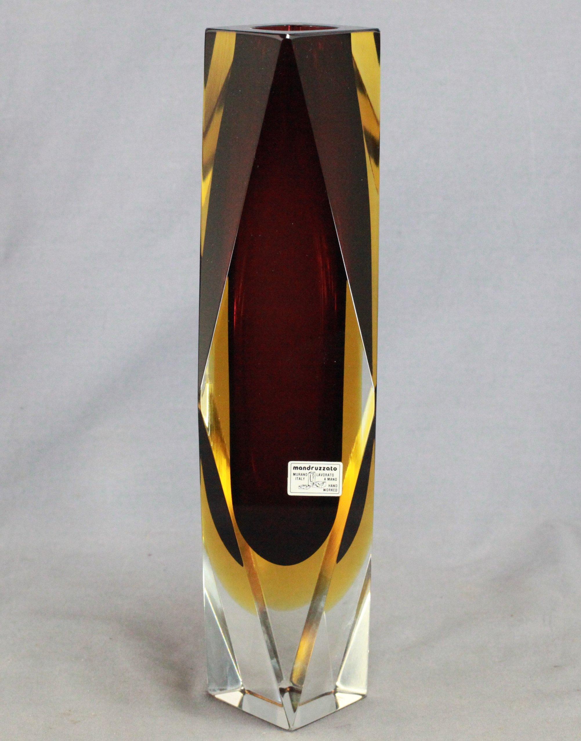 Mandruzzatto Vase