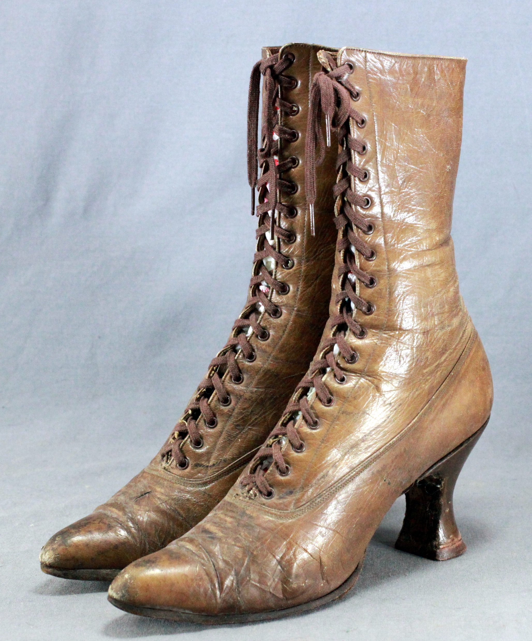 Victorian Ladies Shoes