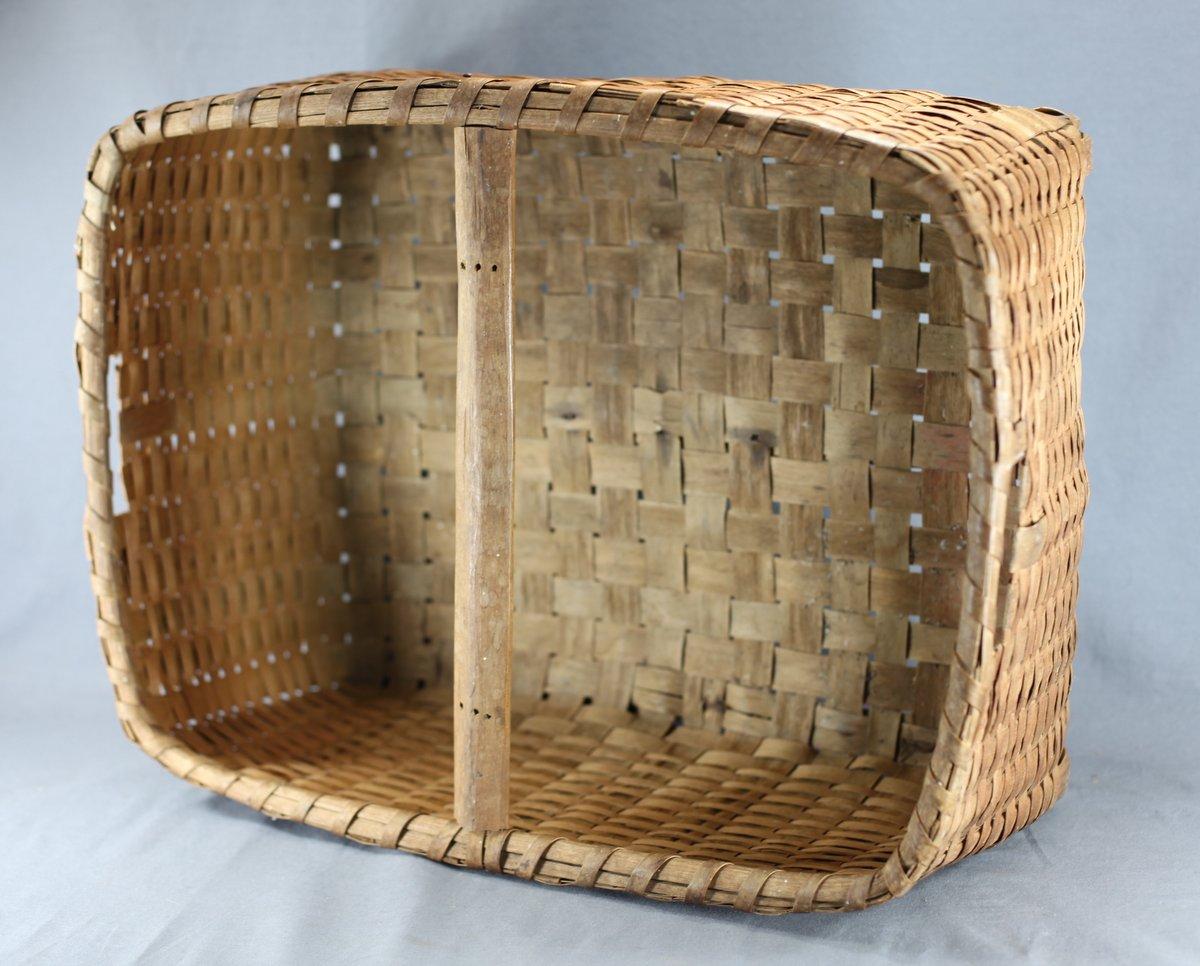 Ash Splint Basket