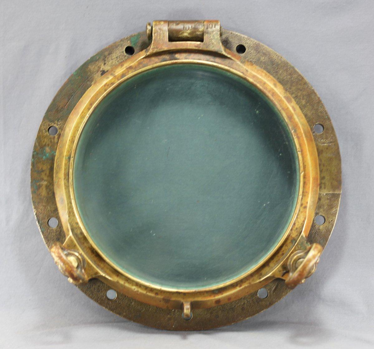 Brass Ship's Porthole