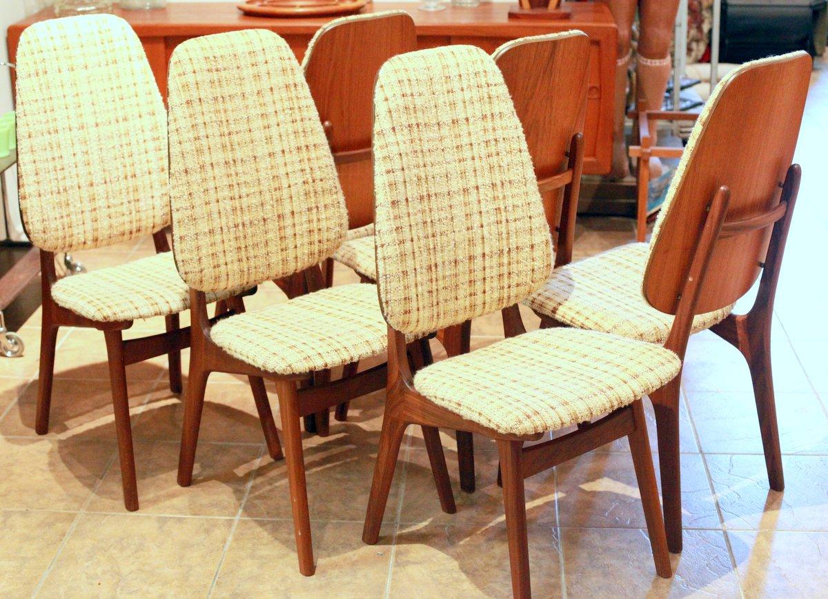 Arne Hovmand-Olsen Dining Chairs