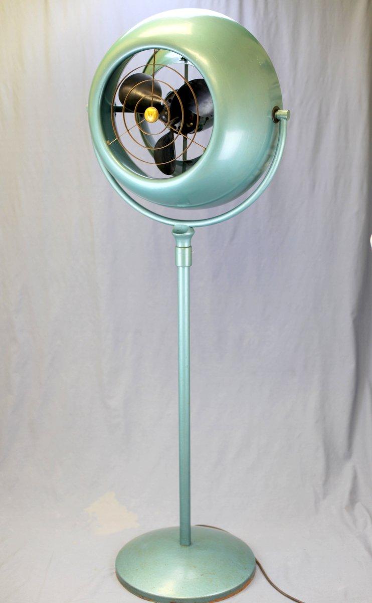 1960's Floor Model Fan