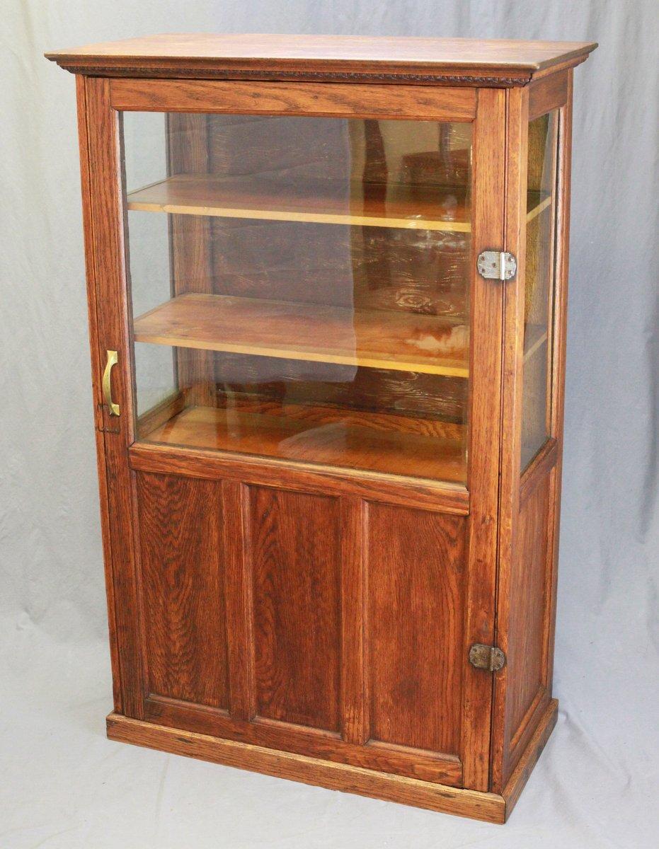 Oak General Store Cabinet