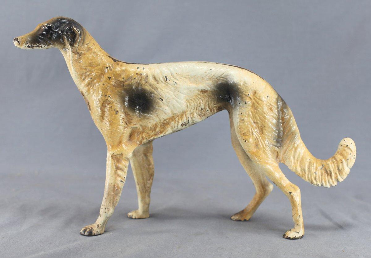 Russian Wolfhound Doorstop