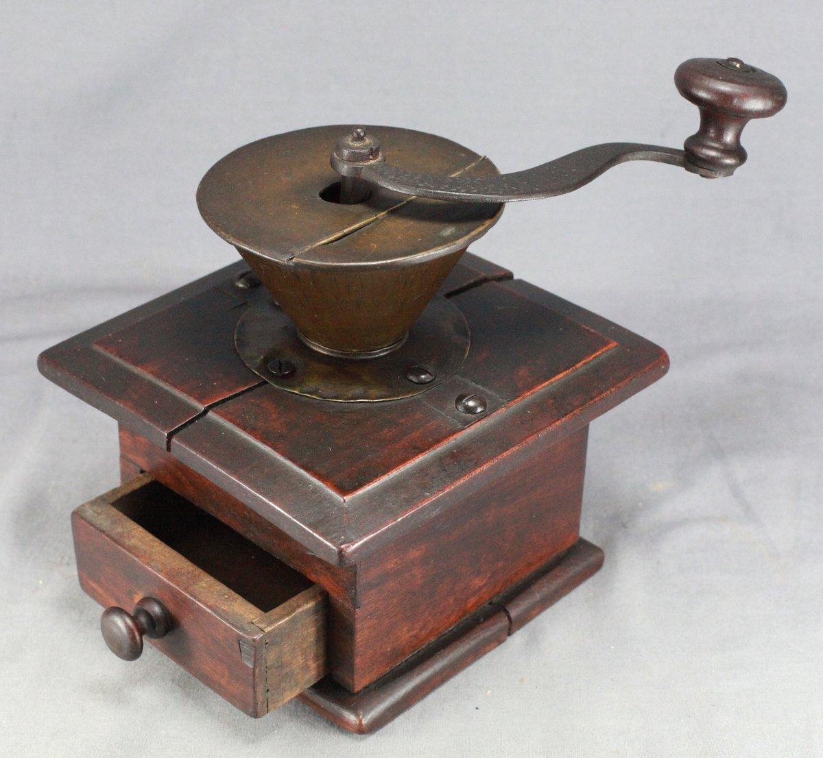 A 19thC. Coffee Grinder