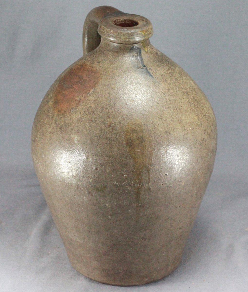 Gallon Ovoid Stoneware Jug