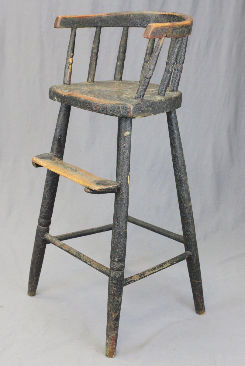 Windsor High Chair in Paint